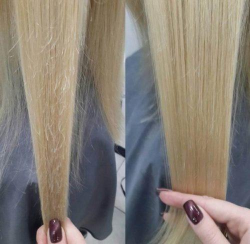 Как в домашних условиях сделать полировку волос в