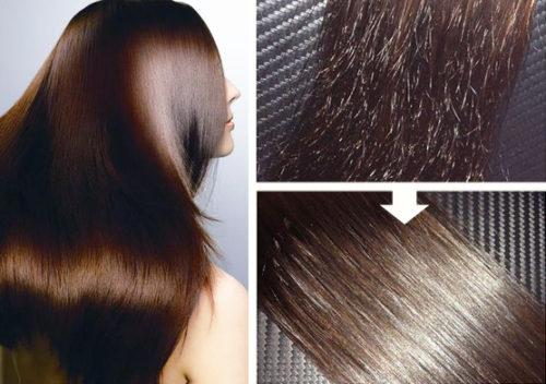 Машинка для полировки волос