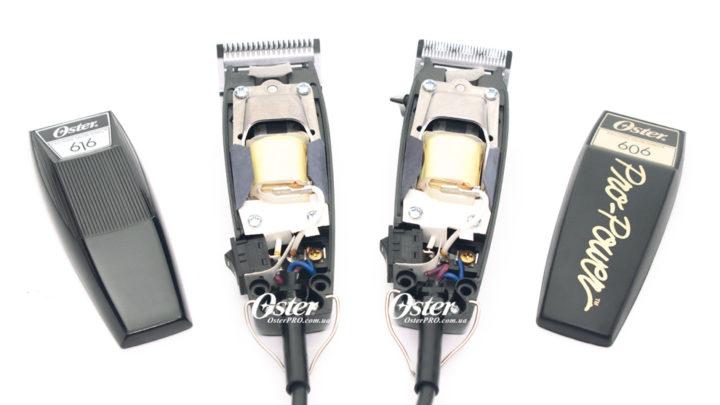 Какая машинка лучше Oster 606 или 616 ?