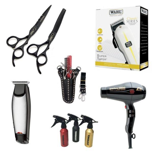 Набор инструментов для парикмахера