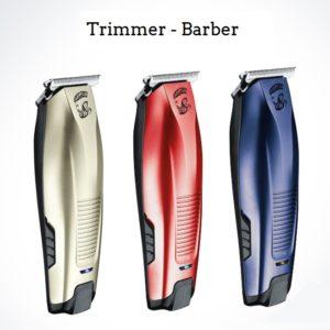 Trimmer Barber Триммер окантовочная машинка для барбера