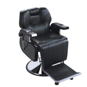 Кресло для барбершопа Сталь BH-04