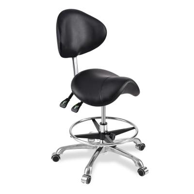 Усиленное кресло мастера парикмахера BH - 0221