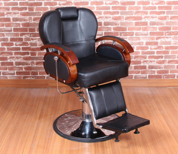 Кресло для барбершопа дерево BH-03