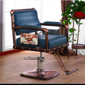 Кресла для барбершопа оригинальное