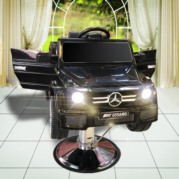Детское парикмахерское кресло Mercedes-Benz