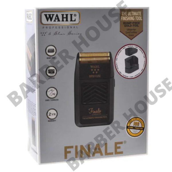 Шейвер электробритва Wahl Finale Shaver