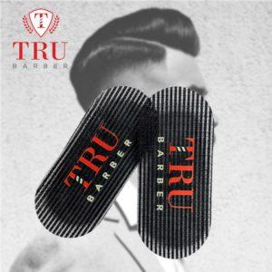 Липучки для волос, спец зажимы TRU BARBER