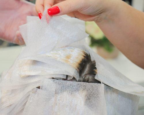Термобумага для окрашивания волос2
