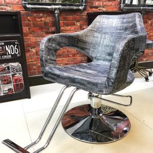 Кресло для парикмахерской стиль 2020