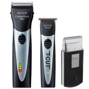 Moser ChromStyle T-Cut набор машинок для стрижки