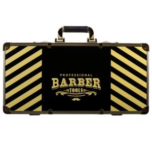 Кейс - чемодан для инструментов Барбера - Парикмахера Gold