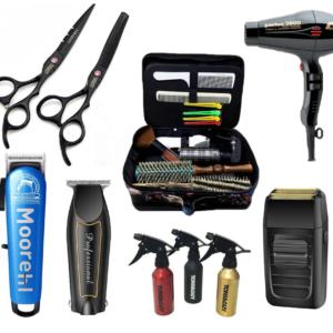 Стартовый набор для парикмахера STS ( набор инструментов )