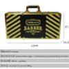 Кейс - чемодан для инструментов Барбера - Парикмахера Gold 10455