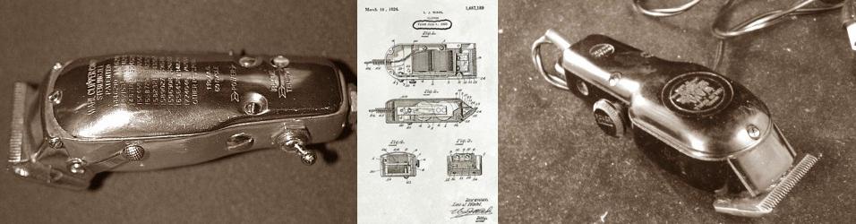История создания первой машинки для стрижки волос
