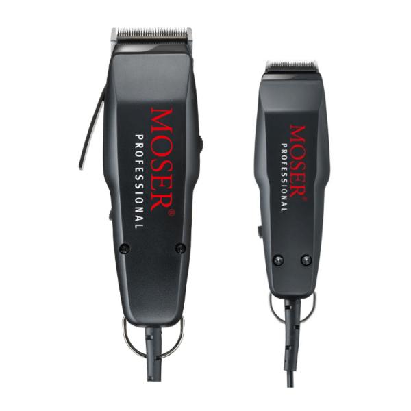 Набор машинок для стрижки волос MOSER Professional Black