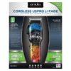 Аккумуляторно-сетевая машинка для стрижки волос Andis Cordless Uspro Li Fade 73060 10192