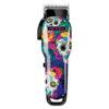 Аккумуляторно-сетевая машинка для стрижки волос Andis Cordless Uspro Li Sugar Skull LCL 73090