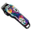 Аккумуляторно-сетевая машинка для стрижки волос Andis Cordless Uspro Li Sugar Skull LCL 73090 10206