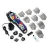 Аккумуляторно-сетевая машинка для стрижки волос Andis Cordless Uspro Li Sugar Skull LCL 73090 10208