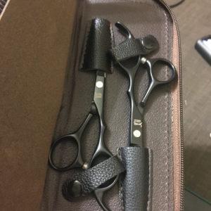 Профессиональный набор ножниц Jaguar Black 5.5 🇩🇪