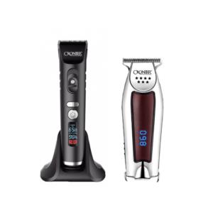 Набор машинок для стрижки парикмахера