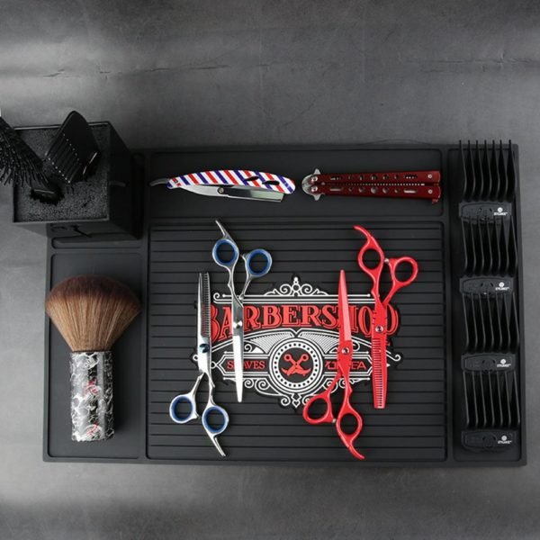 Barbershop Organizer Mat - коврик для инструментов